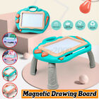 Portable Magnetic Drawing Board W/ Stand Graffiti Writing Sketch Pads Erasable
