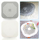 Silicone Bath Kitchen Waste Sink Strainer Filter Net Drain Hair Stopper Cover