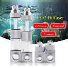 16/12mm External CO2 Diffuser Atomiser Aquarium Water Bubble Counter Che