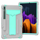 For Samsung Galaxy Tab S7 SM-T870 11 inch Hybrid Rugged Stand Tablet Case Cover