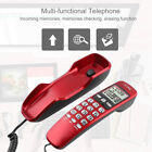 Corded Telephone Desk Phone LCD Caller ID Home Landline Call Answer Machine