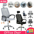 Ergonomic Office Desk Chair Executive Computer Adjustable Swivel Mesh High Back
