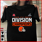 NFL Playoffs 2020 AFC North Division Champions Cleveland Browns shirt image