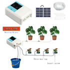 Solar Drip Irrigation Pump Intelligent Automatic Watering Timer Systems Garden Y