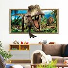 Home Decor 3d Wall Stickers Bedroom Marvel Dinosaur Art Childrens Wall Stickers