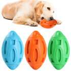 Dog Squeaky Toy Durable Pet Chew Toys Rubber Ball Funny Tough Outdoor Dog Toys