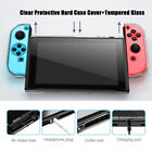 Transparent Clear Cover Shockproof Protective Hard Case For Nintendo Switch Lite