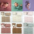 3Pcs/Set Baby Hat Pillow Wrap Newborn Photography Infants Photo Shooting Props