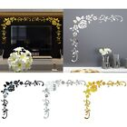 Wall Sticker Bedroom Decal Decor Flower Home Mural Removable Background