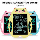 Children 8.5 Inch LCD Doodle Writing Tablet Drawing Board Boy Girl Toy Gift