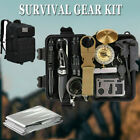Tactical Backpack Survival Kit Military Camping Emergency Outdoor EDC Gear Kits