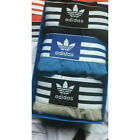 1-3Pack Adidas Mens Cotton Underwear Comfort Trunk Boxer Flat Boxer Shorts Pants