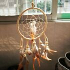 Crochet Feather Dream Catcher Hanging Home Craft Decorations Diy Accessories Kit