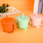 Baby Feeding Cups Baby Learning Baby Drinkware Silicone Sippy Cups for Toddlers