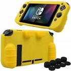 Nintendo Switch Protective Cover Slim Case Shell Protector Ergonomic Thumb Grip