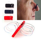 Ultra Thin Reading Glasses Nose Clip Optics Presbyopic 1.0 1.5 2.0 2.5 3.0