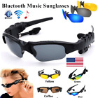 Bluetooth Headphone Handfree Smart Glasses Sunglasses Wireless Earphone Call New