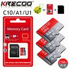 Micro SD 256GB 4K Class10 High Speed Memory Card with Adapter Phone Car Camera