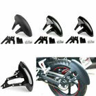 Universal Motorcycle Cover Rear Mudguards Fender Fits Suzuki For Honda US