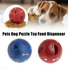 Dog Puppy Play Toys Pet Interactive Puzzle Toy Food Dispenser Tough-Treat Ball .