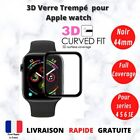 Verre Trempé FILM PROTECTION Apple WATCH 44MM POUR SERIES 4 5 6 SE - NEUF