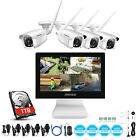 1080P HD Security Camera System CCTV Outdoor Wireless Home WIFI Video Night 2MP