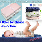 Infant Ultra Soft Baby Diaper Change Waterproof Changing Pad Cover 1 / 2 Pack US