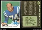 1969 Topps 185 Billy Ray Smith Colts Arkansas 8 NM MT