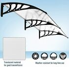 Door Porch Canopy Awning Shelter Outdoor Patio Roof Cover Window Roof Rain Cover