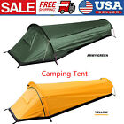Outdoor Sleeping Bag Tent Portable Hiking Tent Backpacking Camping Tent USA X7T8