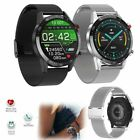 Men's Smart Watch ECG Heart Rate Monitor Remote Camera for iPhone Samsung LG