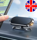 Magnetic In Car Mobile Phone Holder Mount For Iphone Samsung Rotating 360 Dash
