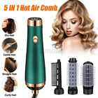 5 in 1 One Step Hair Blow Dryer Brush Comb Hot Air Drying Shinier Styling
