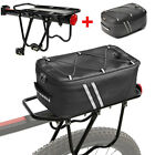 Bicycle Cargo Rack Quick Release Carriers Bike Carrier Rear Trunk Bag Panniers