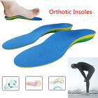 S/L Insole Orthotic Arch Support Shoe Pad Sport Running Foot Heel Cushion