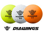DIAWINGS High Speed Distance Dedicated Long Hit Golf Ball 2 Pieces 42.8mm M3