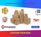 Single Double Wall Cardboard Packing Postal Parcel Mailing Removal Boxes