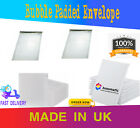 Padded Bubble Envelopes White Waterproof Strong Mailing Postal Bags