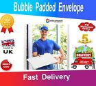 Bubble Padded Envelopes Lined Postal Bags - WHITE MAILERS
