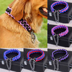 Collar Large Dog Nylon Durable P Chain Collar For Medium Large Dogs Pet Supplies