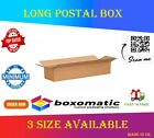 DL SIZE LARGE LETTER CARDBOARD POSTAL SHIPPING PIP POSTAGE BOXES