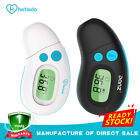 Infrared Ear Forehead Thermometer Non-Contact LCD With Battery for Baby Adult