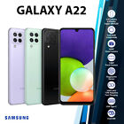 Samsung Galaxy A22 4g Quad Cam Android Mobile Phone 6gb+128gb (new & Unlocked)