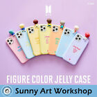 3D Jell Phone Case BTS for iPhone, Galaxy, Note Various Models Bangtan Boys